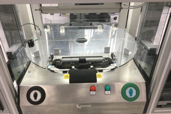 Haptics Test System