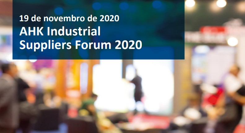 Controlar AHK Industrial Suppliers Forum 2020