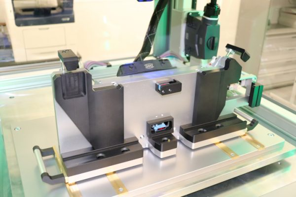 Stable and Silent Vibration Test System