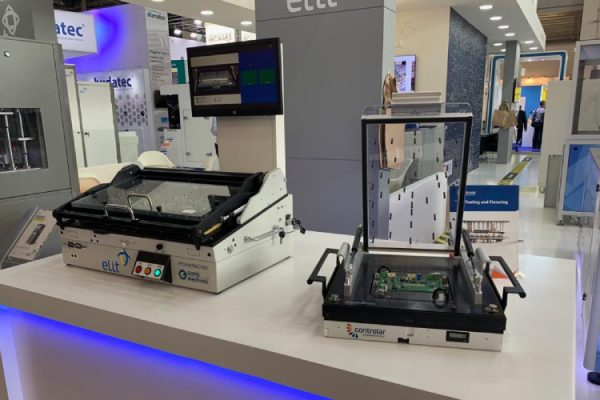 Controlar at Productronica 2019